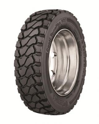 Conti TerraPlus HD3 Tires